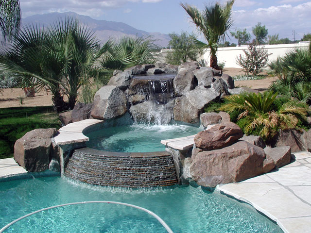 Gattuso Pool Corporation Photo Gallery Palm Springs